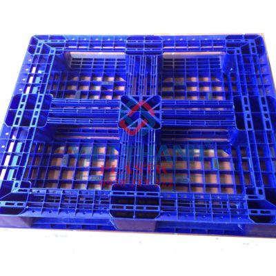 Pallet Nhựa Liền Khối Một Mặt PL480