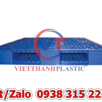 Pallet Nhựa Liền Khối PL21-LK