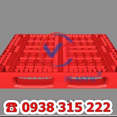 Pallet Nhựa Liền Khối PL01-LK