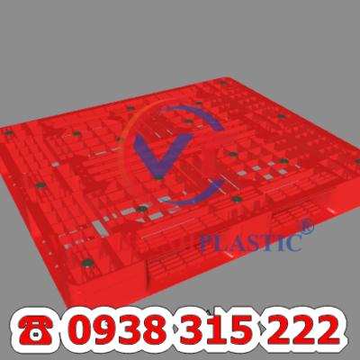 Pallet Nhựa Liền Khối PL05-LK