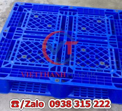 Pallet Nhựa Liền Khối PL09-LK
