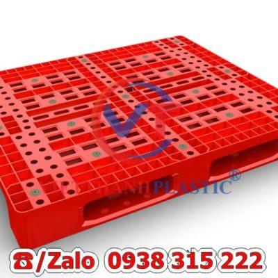Pallet Nhựa Liền Khối PL10-LK