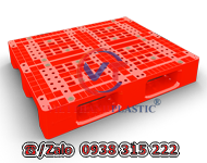 Pallet Nhựa Liền Khối PL11-LK
