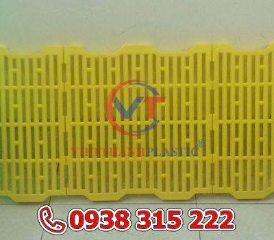 Sàn Nhựa Chăn Nuôi Heo – Dê – Chó 40×40 cm