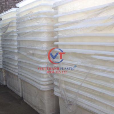 Thùng Nhựa Dung Tích Lớn Dệt Nhuộm Vải 1700L