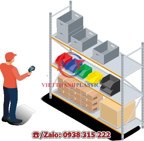 Thùng chứa hàng - Container lưu trữ được làm bằng gì?