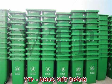 NHỰA VIỆT THÀNH VTP - chuyên sản xuất thùng nhựa công nghiệp đa dạng chủng loại và kích thước: