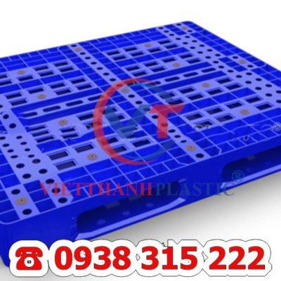 Pallet Nhựa Liền Khối PL04-LK