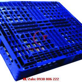 Pallet Nhựa Liền Khối MPL08