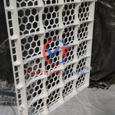 Sàn nhựa nuôi vịt 50*60 cm mẫu mới